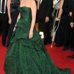catherine zeta jones abiye elbise modeli