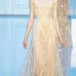 sade uzun dantel abiye elbise
