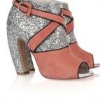Miu Miu tasarım payetli ayakkabı modeli