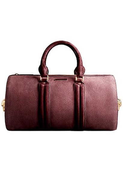 burberry silindir çanta modeli