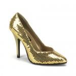 dore payetli ayakkabı modeli