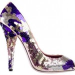 miu miu payetli ayakkabı modeli