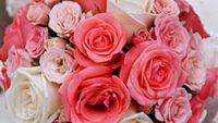Canlı Çiçeklerden Gelin Buketi Modelleri