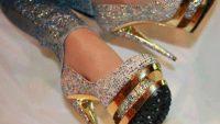 Şık Payetli Ayakkabı Modelleri