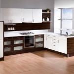 yeni tasarım beyaz hazır mutfak