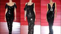 Deri Elbise Modelleri