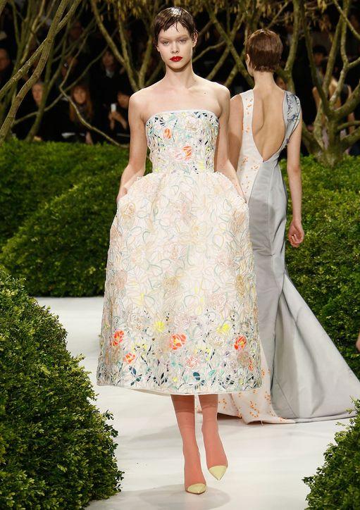 Spring wedding dresses pinterest 2017