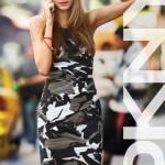 2013 ilkbahar yaz Dkny koleksiyonu