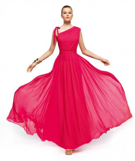 Pronovias 2013 uzun abiye elbise modelleri 2013 uzun pronovias abiye