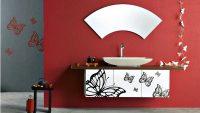 Modern Tasarım Banyo Dolapları