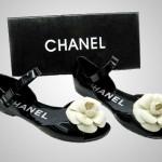 chanel babet ayakkabı modeli