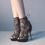 chanel ince topuklu ayakkabı modeli