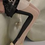 chanel kalın topuklu ayakkabı modeli