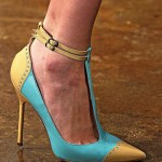 chanel sivri burun ayakkabı modeli