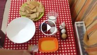 5 Dakikada Mozaik Pasta Yapımı