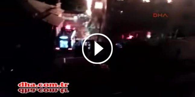 Adana'da Kız Öğrenci Yurdunda Yangın: 12 Ölü 22 Yaralı