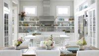 Mutfak Dekorasyonu İçin Açık Raf Modelleri