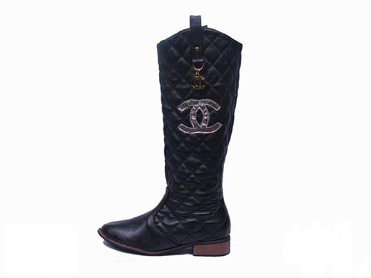 Chanel Klasik Cizme Modeli Moda