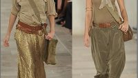 Harem Pantolon Modelleri